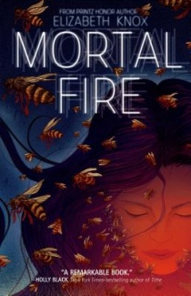 Mortal Fire - Elizabeth Knox (Kevin Tong artwork)